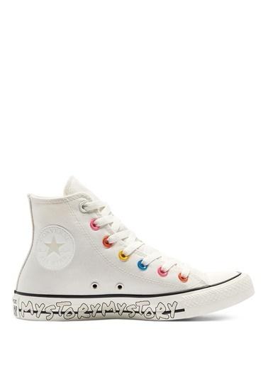 Converse Converse Chuck Taylor All Star Kadın Sneaker 101632294 Renkli